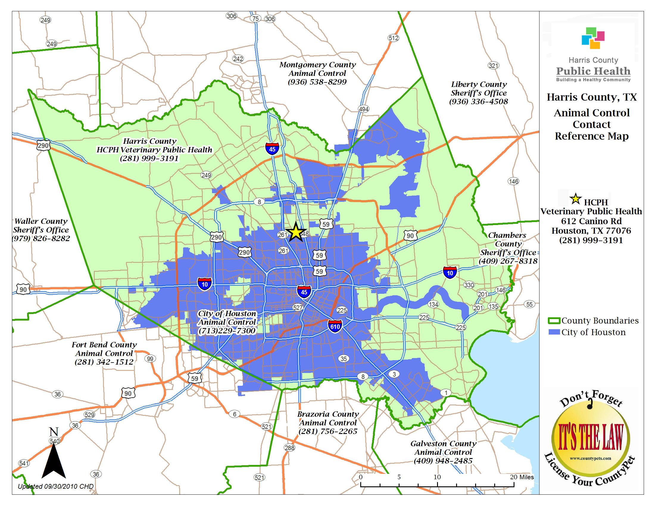 license a pet harris county public health texas