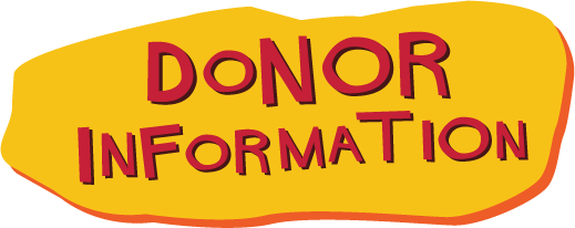 Donor Information Brochure