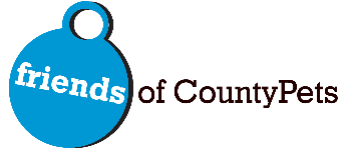 Friends of County Pets logo RGB clr